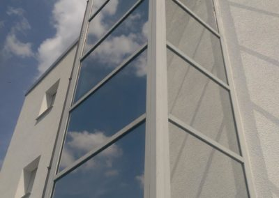 Aufzugschacht Hitzeschutzfolie erneuert 2