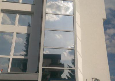 Aufzugschacht Hitzeschutzfolie erneuert 4