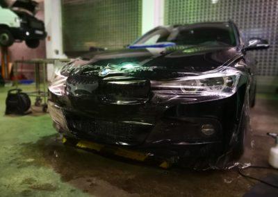 BMW Lackschutz Stoßfänger+Türgriffmulde 1