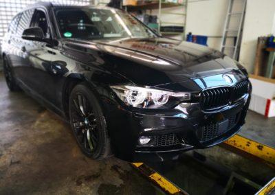 BMW Lackschutz Stoßfänger+Türgriffmulde 3