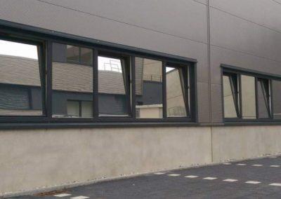 In Asperg, Fa. Verscaj GmbH Hitze- und Sichtschutz 480XHC 2