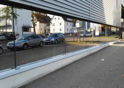 Klinikum LB Sichtschutz - Hitzeschutz 4