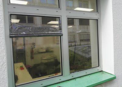 Klinikum Ludwigsburg Hitze und Blendschutz 2