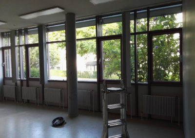 Ko.heim Rathaus KiGa Splitterschutzfolie 1